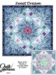 A Sweet Dreams by Quilt Moments Quilt Pattern