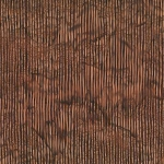 Bali Batik Skinny Stripes R2284 108 Chocolate, Hoffman