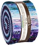Lively Garden Artisan Batik Jelly Roll Robert Kaufman