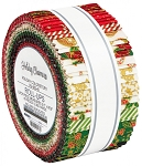 Holiday Charms Holiday Jelly Roll Strips Robert Kaufman