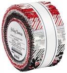 Holiday Charms Scarlet Jelly Roll Strips Robert Kaufman