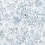 Fresh Freeze S4712 330 Crystal Snowflakes Digital, Hoffman