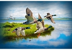 Call of the Wild S4776 272 Mallard Digital Panel Hoffman