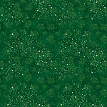 Frosted Flight S7708 189S Green Silver Snow Metallic Blender, Hoffman