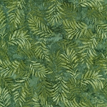 Serenity Lake Batik 19409 7 Green, Robert Kaufman