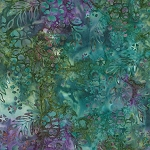 Serenity Lake Batik 19412 270 Meadow, Robert Kaufman