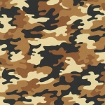 Camo Digital 20272 214 Khaki Robert Kaufman