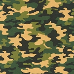 Camo Digital 20272 7 Green Robert Kaufman