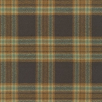 Mammoth Flannel 19666 323 Walnut Plaid Robert Kaufman