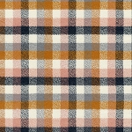 Mammoth Junior Flannel 19843 175 Nutmeg Plaid Robert Kaufman Fabrics