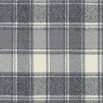 Mammoth Flannel 60 WIDE 20094 295 Iron Plaid Robert Kaufman Fabrics