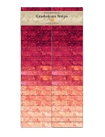 Stonehenge Gradations Strips Hibiscus Jelly Roll, Northcott