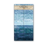Stonehenge Gradations Strips Mystic Midnight Jelly Roll, Northcott