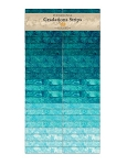 Stonehenge Gradations Strips Lagoon Jelly Roll, Northcott