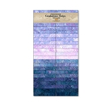 Stonehenge Gradations Strips Mystic Twilight Jelly Roll, Northcott