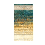 Stonehenge Gradations Strips Oxidized Copper Jelly Roll, Northcott