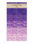 Stonehenge Gradations Strips Amethyst Jelly Roll, Northcott