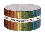 Maywood Flannel Woolies Jelly Roll Strips Vol 2