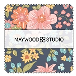 Sunlit Blooms Charm Pack Maywood Studio