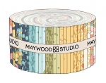 Sunlit Blooms Jelly Roll Maywood Studio