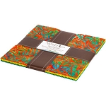 Summer Zest Artisan Batik Layer Cake Robert Kaufman