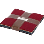 Shetland Flannel New Colors 2020 Layer Cake Robert Kaufman