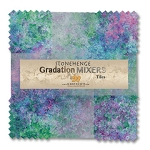 Stonehenge Gradations Chips Color Mixers Charm Pack Northcott