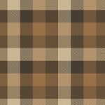 Primo Plaid Flannel U116 0113 Brown Marcus Fabrics