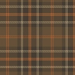 Primo Plaid Flannel U117 0160 Brown Marcus Fabrics