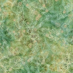 Northwoods Metallic Forest 16839 274 Pine Sparkle, Artisan Batiks by Robert Kaufman
