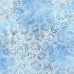 Northwoods Metallic Winter 16839 88 Ice Sparkle, Artisan Batiks by Robert Kaufman