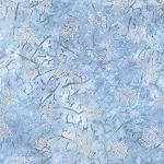 Northwoods Metallic Winter 16840 88 Ice Branch, Artisan Batiks by Robert Kaufman