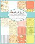 Apricot and Ash Charm Pack, Corey Yoder by Moda