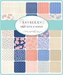Bayberry Jelly Roll, Kate & Birdie by Moda