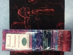Berried Treasures Merlot Minnesota Custom Batik Jelly Roll Acreage Quilt Kit, Hoffman