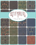 Best of Morris Fall Jelly Roll Moda