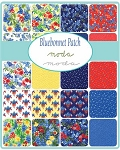 Bluebonnet Patch Charm Pack by Moda
