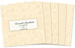 Caramel Macchiato 5 Inch Charm Pack Squares Wilmington Prints