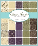 Clover Meadow Fat Quarter Bundle, Jan Patek by Moda