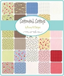 Cottontail Cottage Charm Pack, Bunny Hill by Moda