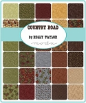 Country Road Charm Pack, Holly Taylor by Moda