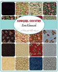 Cowgirl Country Charm Pack, Shamish by Moda