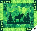 Artisan Spirit Imagine Digital Panel 22566 76 Moose, Northcott