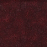 Kaufman 5573 Fusions Tone on Tone Leaf Print 5573 112 Raspberry