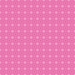 Cuddle Bug Flannel F6699 22 Pink Circle Dots, Henry Glass