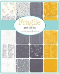 Fragile Charm Pack, Zen Chic by Moda