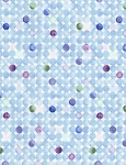 Harmony C5548 Sky Watercolor Dots, Timeless Treasures