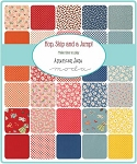 Hop, Skip and a Jump Charm Pack, American Jane by Moda
