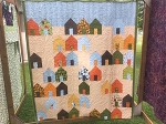 Lets Go Camping Suburbs Quilt Kit, Patrick Loose Fabrics