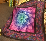Flower Burst Quilt Kit